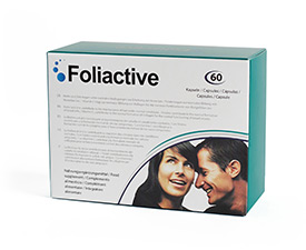 Pills to prevent hair loss, Foliactive Pills